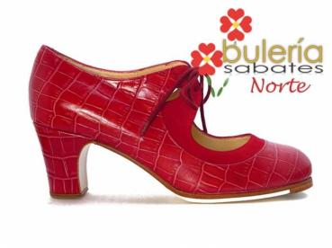 Flamencoschuhe Model Norte