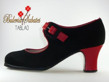 Flamencoschuhe Model Tablao